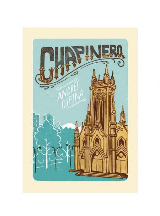 Imágen 1 del libro: Chapinero