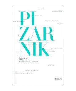 Imágen 1 del libro: Diarios de Alejandra Pizarnik