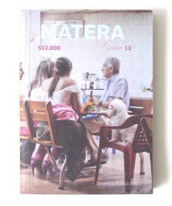 Imágen 1 del libro: Revista Matera No. 13 – Tenemos Educación