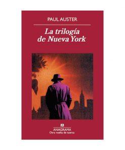 Imágen 1 del libro: La trilogía de Nueva York