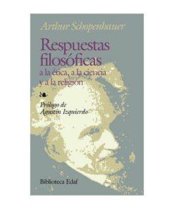 Imágen 1 del libro: Respuestas filosóficas a la ética