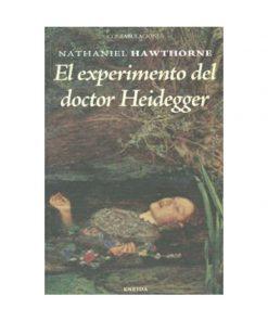 Imágen 1 del libro: El experimento del doctor Heidegger