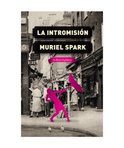 Imágen 1 del libro: La intromisión