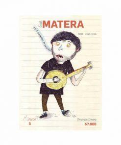 Imágen 1 del libro: Revista Matera No. 5 – Tenemos Dinero