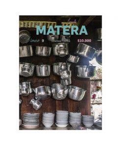 Imágen 1 del libro: Revista Matera No. 9 – Tenemos Cocina