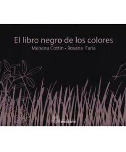 Imágen 1 del libro: El libro negro de los colores