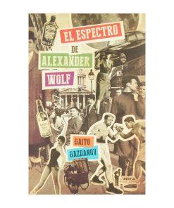 Imágen 1 del libro: El espectro de Alexander Wolf