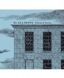 LibrosdelZorroRojo-ElAlaOeste-EdwardGorey-LibrosAntimateria
