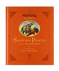Imágen 1 del libro: Sancho Panza en su gobierno