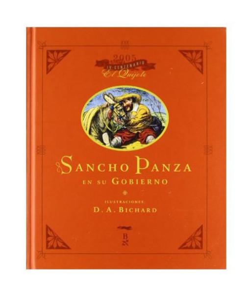 LibrosdelZorroRojo-SanchoPanzaensuGobierno-