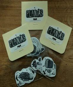 Imágen 1 del libro: Stickers Plantas