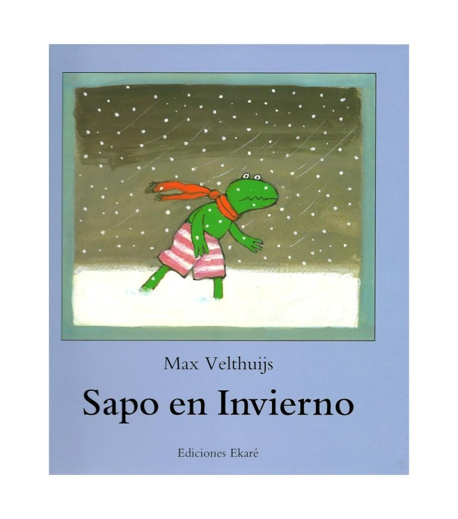 Ekare-sapo-en-invierno_Antimateria_Libros