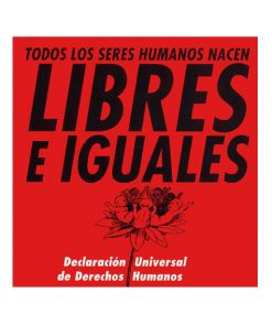 Imágen 1 del libro: Todos los seres humanos nacen libres e iguales - Declaración de derechos humanos