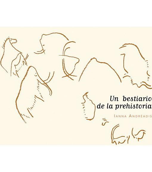 Petra-ediciones-Un-bestiario-de-la-prehistoria-Antimateria-Libros