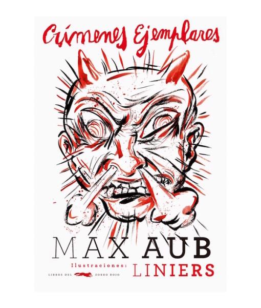LibrosdelZorroRojo-CrimenesEjemplares-MaxAub-LibrosAntimateria