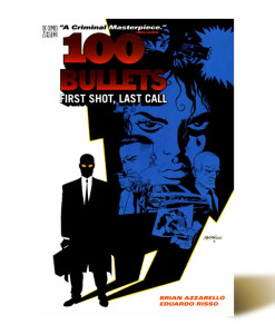 100 bullets - Eduardo Risso - Libros Antimateria
