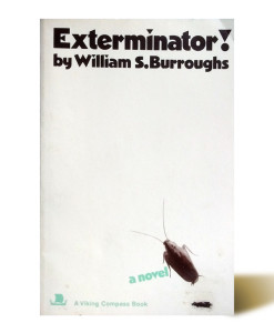 Exterminator! - William Burroughs - Libros Antimateria