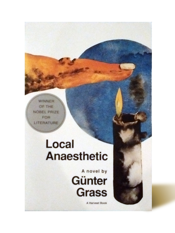 Local Anaesthetic - Günter Grass - Libros Antimateria