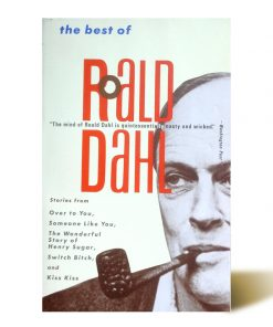 Imágen 1 del libro: The Best of Roald Dahl