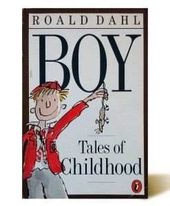 Boy, Tales of Childhood - Road Dahl - Libros Antimateria
