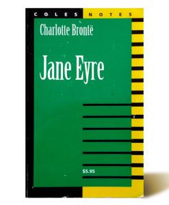 Jane Eyre - Charlotte Bronte - Libros Antimateria