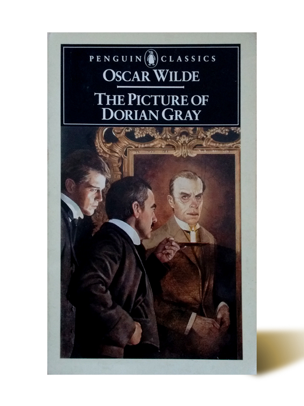 The Picture of Dorian Gray - Oscar Wilde - Libros Antimateria