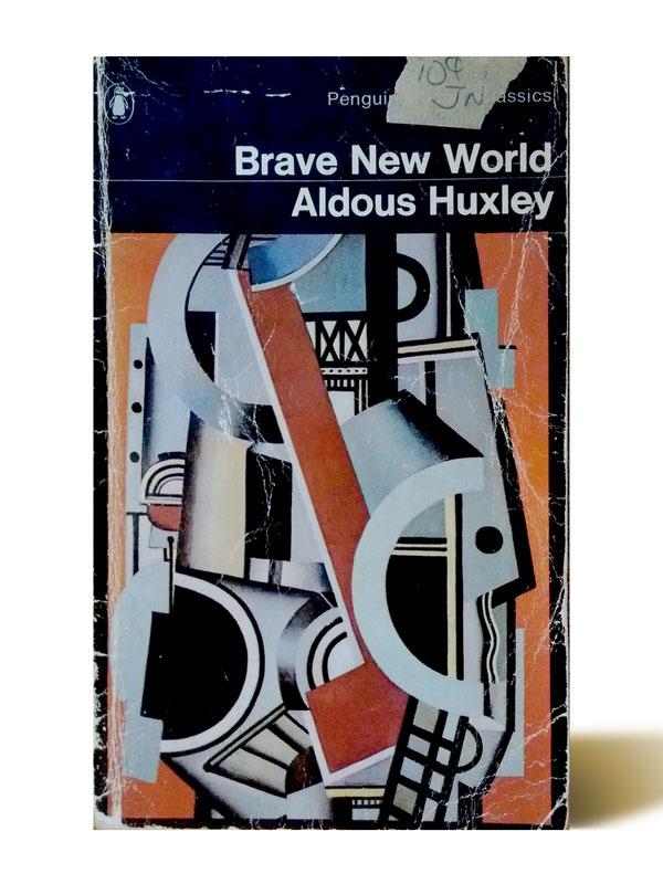 Brave New World - Aldous Huxley - Libros Antimateria