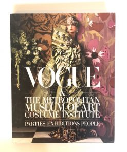Imágen 1 del libro: Vogue And The Metropolitan Museum Of Art's Costume Institute