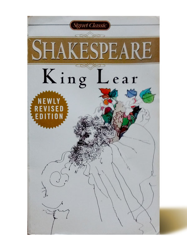 King Lear - William Shakespeare - Libros Antimateria