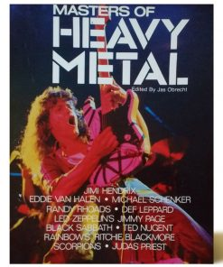 Imágen 1 del libro: Masters of Heavy Metal