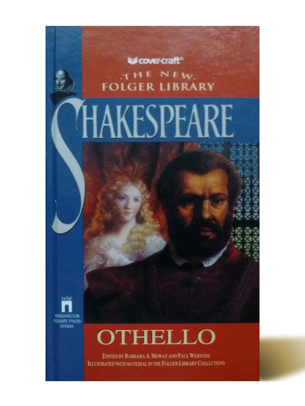 Othello - William Shakespeare - Libros Antimateria