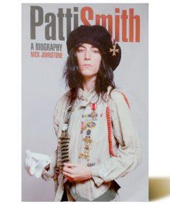 Imágen 1 del libro: Patti Smith, a biography
