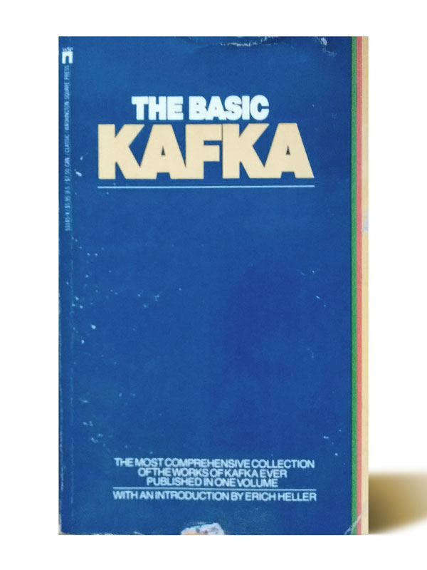 The Basic Kafka - Franz Kafka - Libros Antimateria