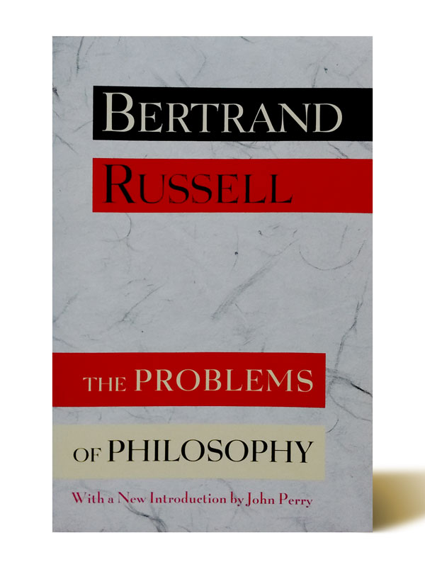The Problems of Philosophy - Bertand Russell - Libros Antimateria