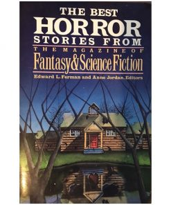Imágen 1 del libro: The Best Horror Stories from the magazine of Fantasy & Science Fiction