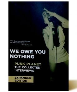 Imágen 1 del libro: We owe you nothing