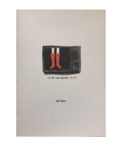Imágen 1 del libro: La de las botas rojas