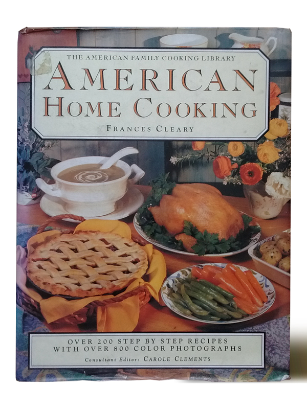 american-home-cooking-frances-cleary-libros-antimateria