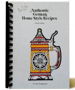 Imágen 1 del libro: Authentic German Home Style Recipes - Usado