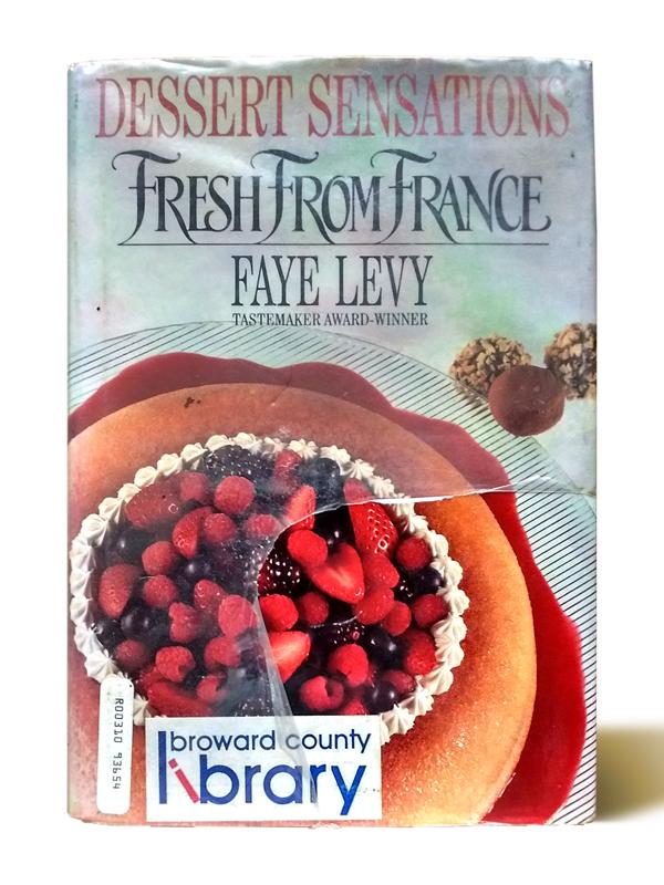 dessert-sensations-faye-levy-libros-antimateria