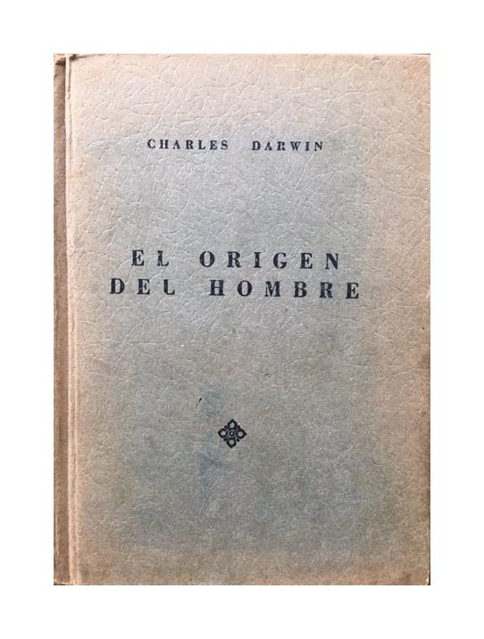 el-origen-del-hombre-darwin-libros-antimateria