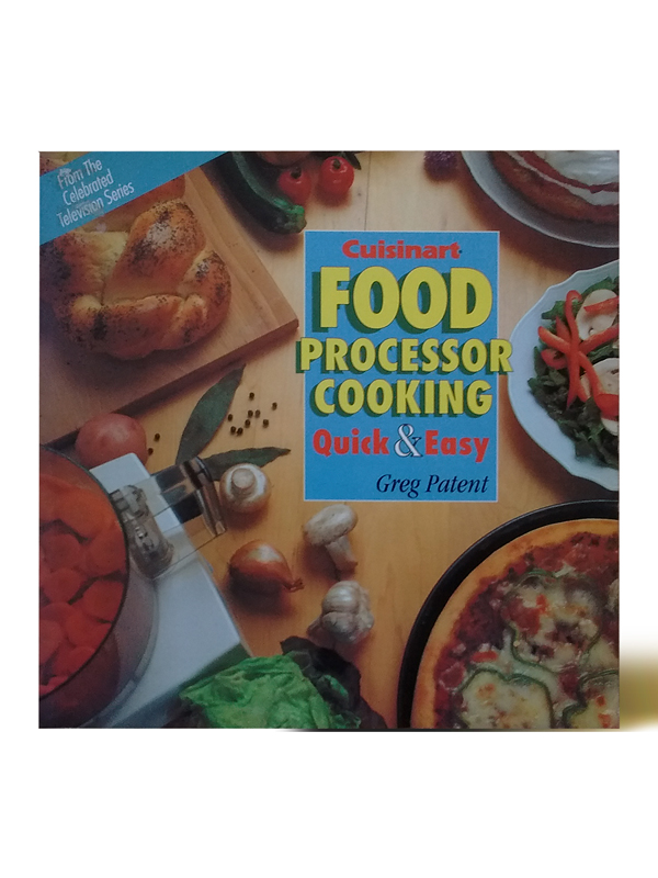 Food processor cooking quick and easy librosantimateria un food processor cooking grag patent libros antimateria forumfinder Gallery