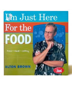 Imágen 1 del libro: I'm Just Here for the Food: Food + Heat = Cooking