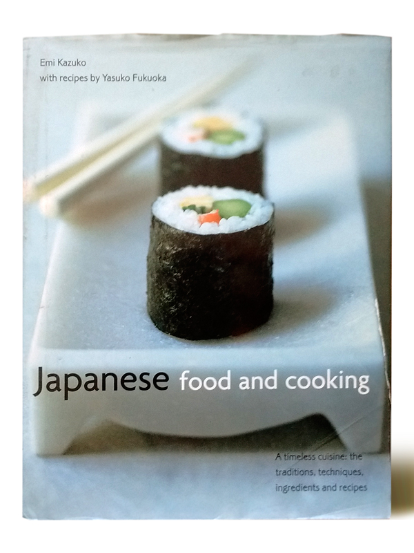 Japanese Food and Cooking - Libros Antimateria