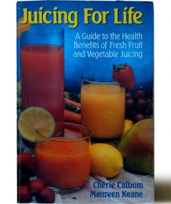 Imágen 1 del libro: Juicing for Life: A Guide to the Benefits of Fresh Fruit and Vegetable Juicing