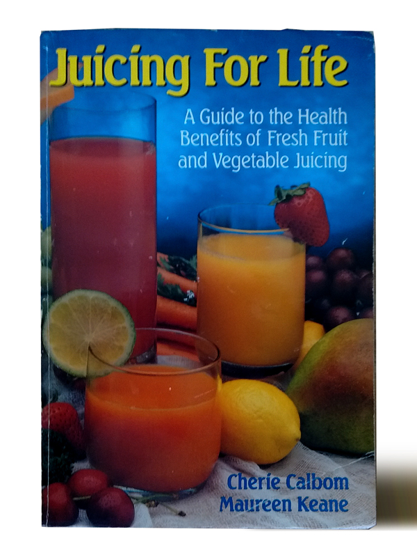 Juicing for Life - Libros Antimateria