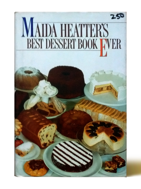 Maida Heatter's Best Dessert Book Forever - Libros Antimateria