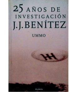 Imágen 1 del libro: UMMO - 25 años de investigación