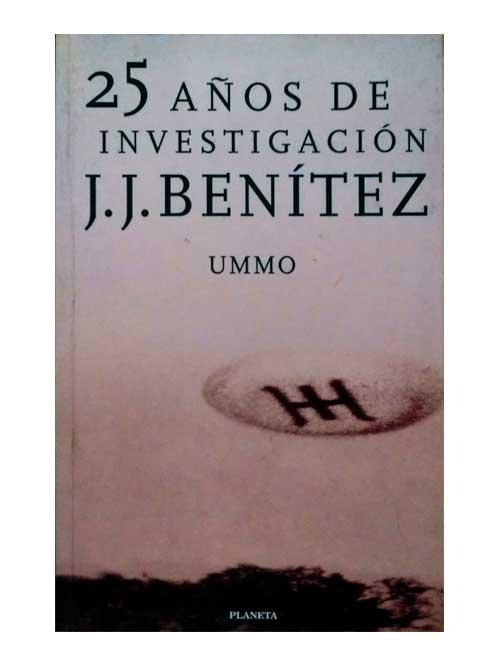 25-anos-de-investigacion-jj-benites-libros-antimateria