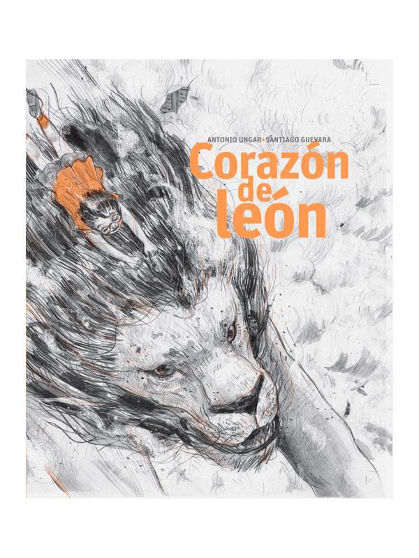 corazon-de-leon-ungar-guevara-libros-antimateria